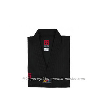 [무토]MOOTO BS4 칼라도복(검정색)  [K]MOOTO BS4 Color Uniform[Black]