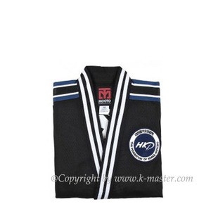 [K]MOOTO Korea Hapkido Federation Uniform[Black]