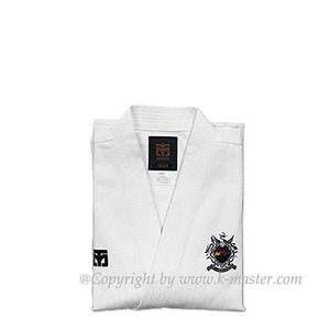 [K]TAEBEK POOMSAE Uniform[White Neck]
