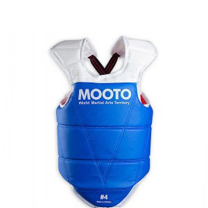 [K]MOOTO Chest Guard(Reversible)
