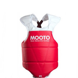 [K]MOOTO Chest Guard(Set)