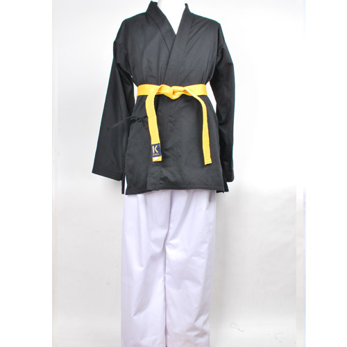 맞춤도복(흑상백하) HAPKIDO-UNIFORM-basic B/W
