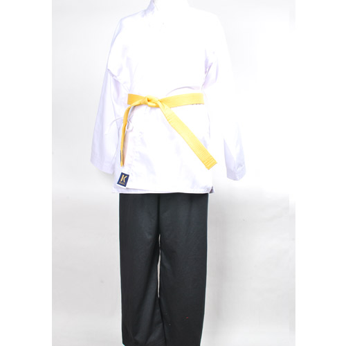 맞춤도복(백상흑하) HAPKIDO-UNIFORM-basic W/B