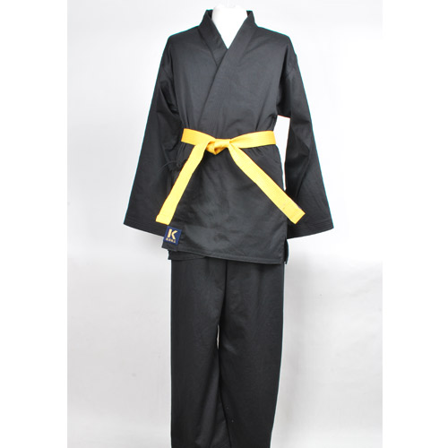 맞춤도복(흑상흑하) HAPKIDO-UNIFORM-basic B/B